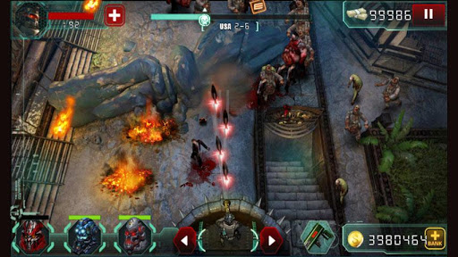Zombie World War apkpoly screenshots 21