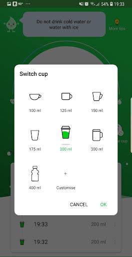 Drink water reminder screenshot 12