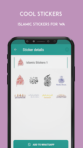 Islamic Stickers for Whatsapp: WA Sticker App Download For Android 5
