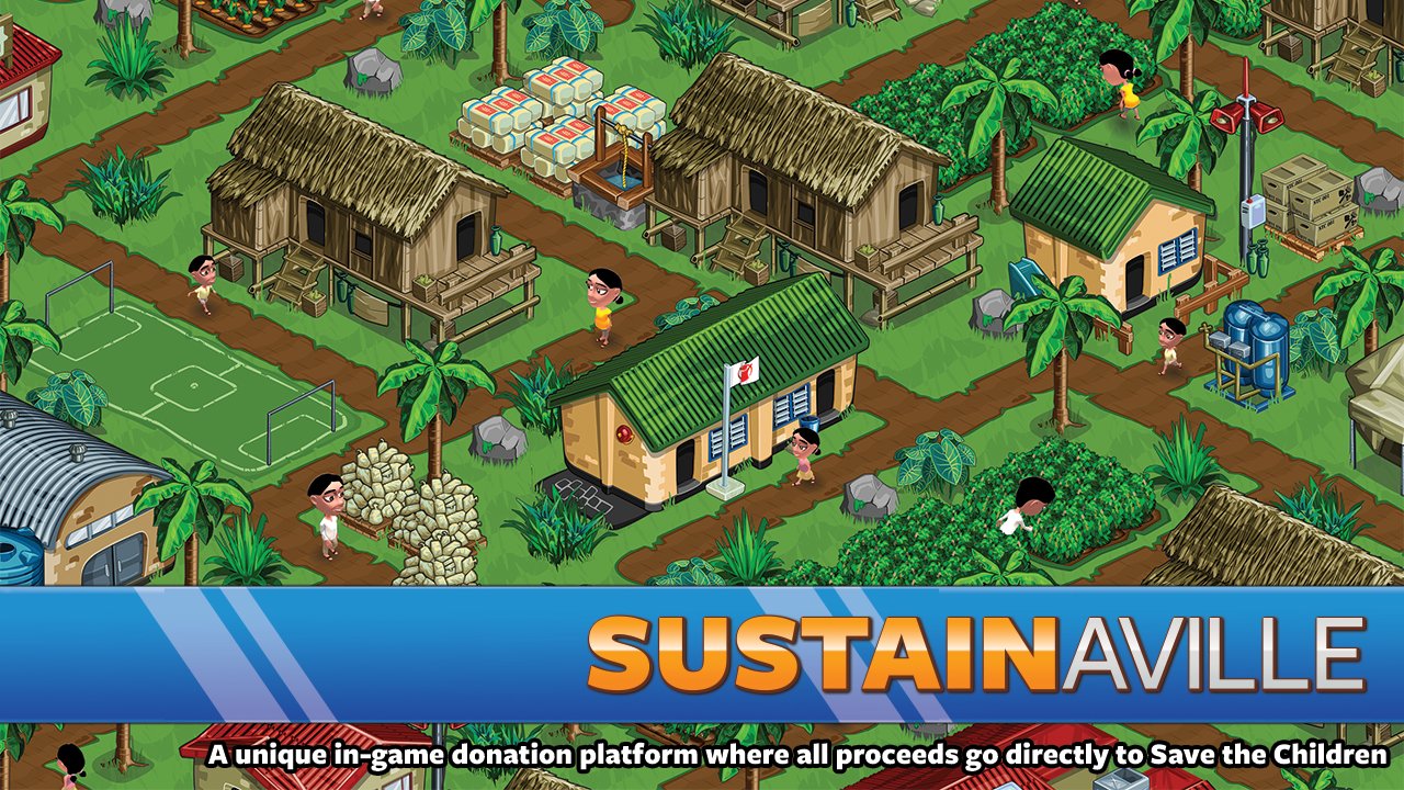 Sustainaville- screenshot
