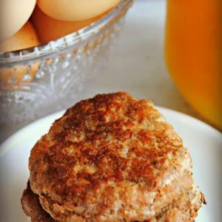 Homemade Turkey Sausage Patties {Gluten-Free, Paleo, AIP, Whole30}.