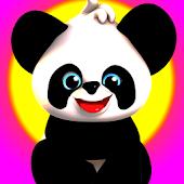 Sweet Talking Panda Baby
