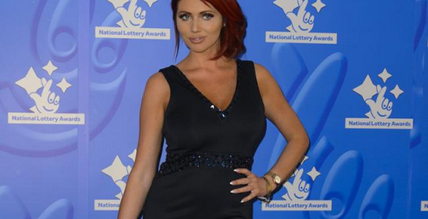 Amy Childs slams ex-boyfriend