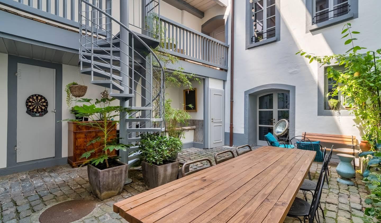 Appartement contemporain avec terrasse Vevey