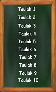 Biderkatzeko taula 1