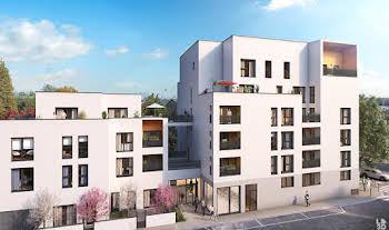 Appartement 3 pièces 60,28 m2