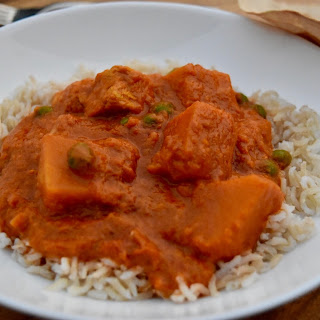 Thermobexta's Pumpkin and Tempeh Curry