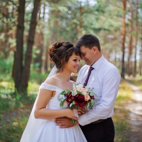 Wedding photographer Darina Luzyanina (DarinaLou). Photo of 26.11.2017