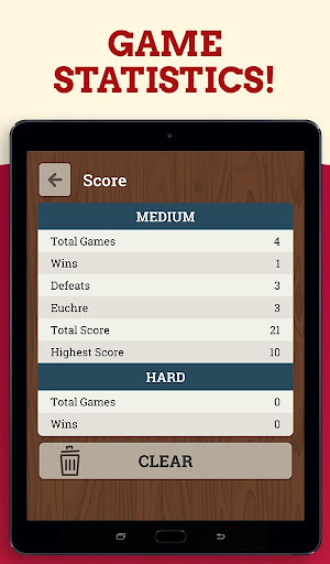 Euchre Free: Classic Card Games For Addict Players screenshots 23