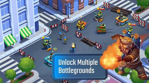 Blitz Brigade: Rival Tactics  screenshots 9