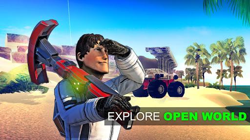 X Survive: Craft, Build, Explore  screenshots 9