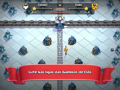 Clash Of Clans v13.0.25 Apk Mod Gemas Infinitas 8