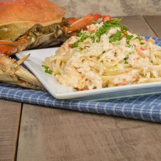 Red Lobster Crab Alfredo Copycat