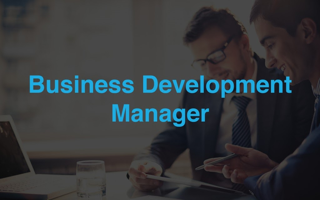Business Development Manager for Melville Office