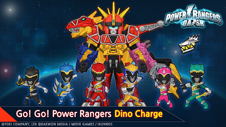 Power Rangers Dash (Asia) 1.5.2 screenshot 237189