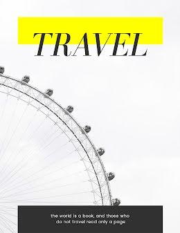 Travel Inspiration - Poster item