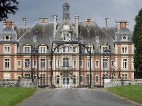 Photo: le château de la Trousse