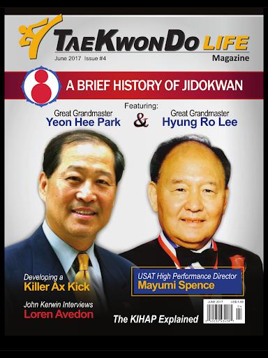 Tae Kwon Do Life Magazine screenshot 6