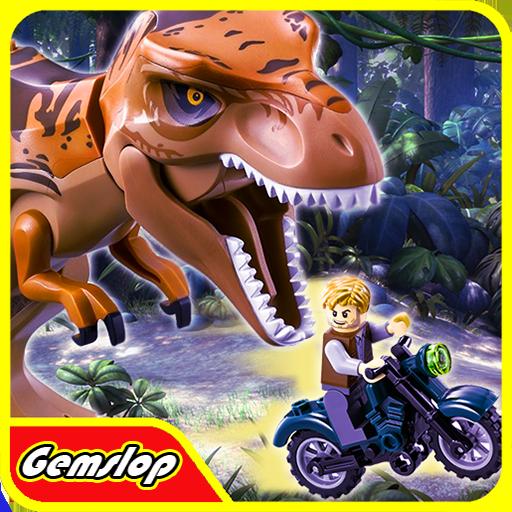 Gemslop LEGO Jurassic