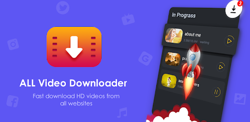 Video Downloader 2019 HD - Download & Repost - Apps on Google Play