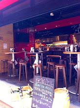 Photo: Another fun looking wine bar called Ogikubo Bal (aka Bar, I think).  Ogikubo, Tokyo.