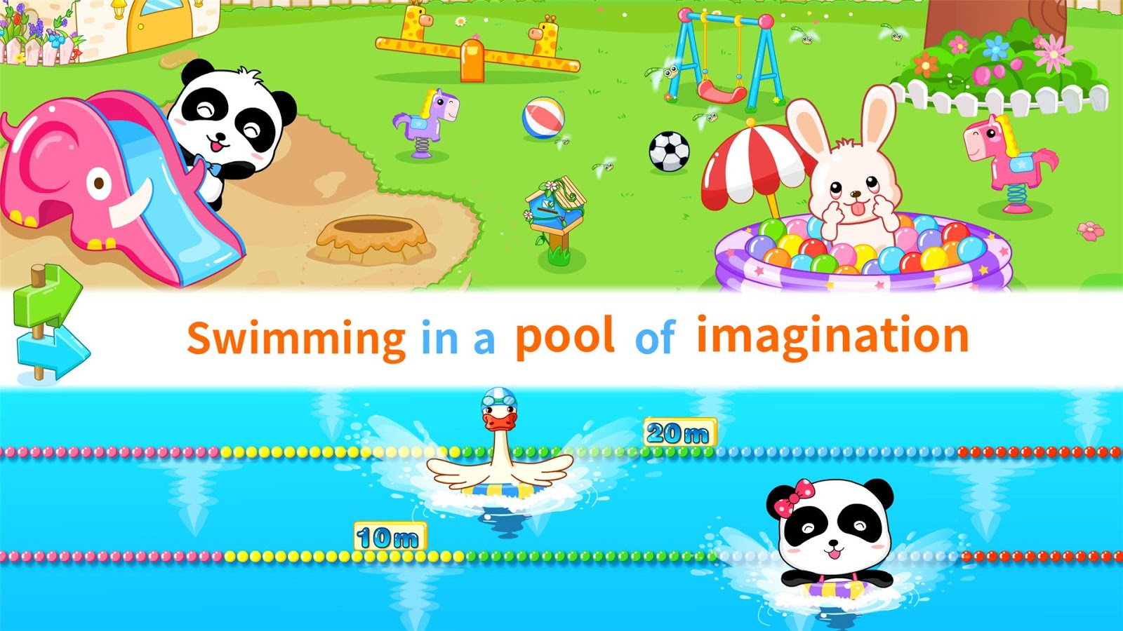 My Kindergarten - Panda Games- screenshot