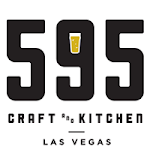 Logo for 595 Craft and Kitchen
