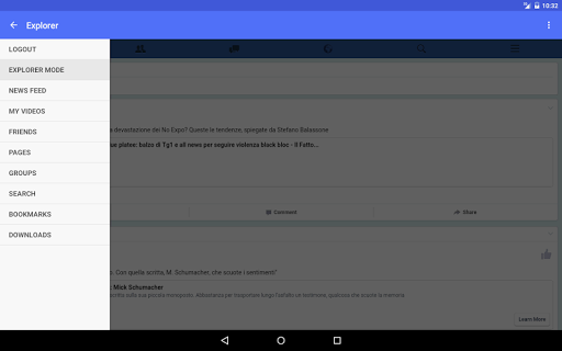 MyVideoDownloader Beta for Facebook 3.5.5 screenshots 5