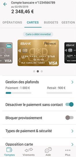 BforBank Applications mobiles