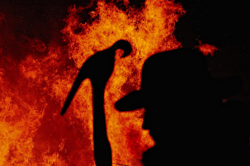 Il rosso del fuoco di Diana Cimino Cocco