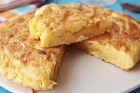 Resultat d'imatges de tortilla de patatas