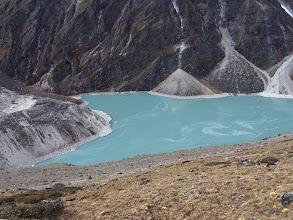 Photo: Montée vers Dzonghla : Tshola Tsho