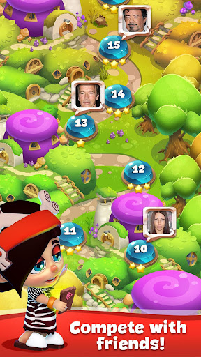 Gemmy Lands - Match 3 Games 9.01 screenshots 2
