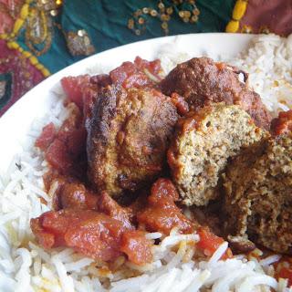 Persian Chicken Meatballs