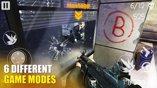 Code Triche Call Of Battlefield - FPS APK MOD (Astuce) screenshots 5