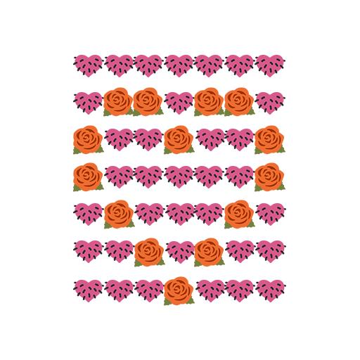 Love Emoji Art -Video Keyboard