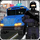 Prison Bus Police Transporter
