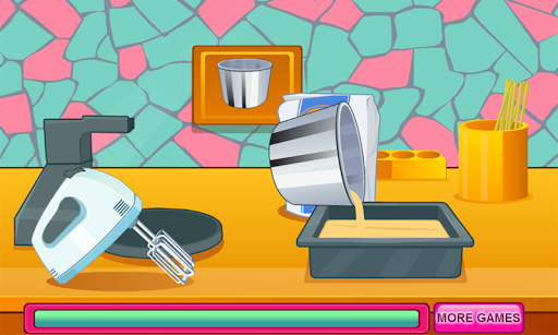Cooking Cute and Sugary Shower Cake 1.0.0 screenshots 4