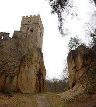 Photo: Hrádek (Helfemburk). Založen v polovině 14. stol.