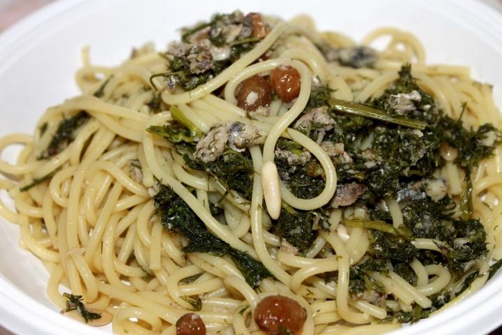 Il profumo della pasta con le sarde... di Petruzzo