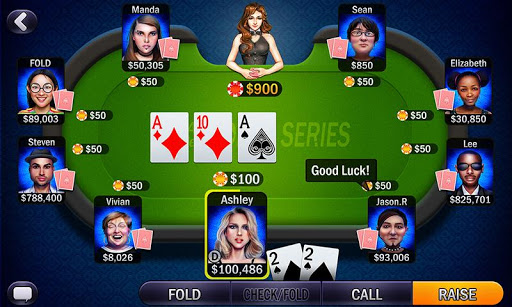 texas holdem cast how to play