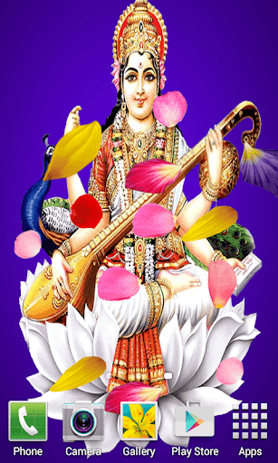 Mataji Live Wallpaper