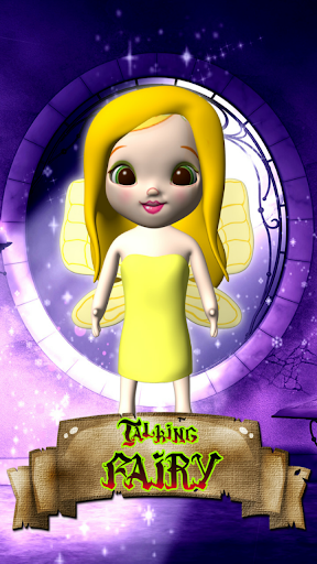 Talking Fairy 1.8 screenshots 1