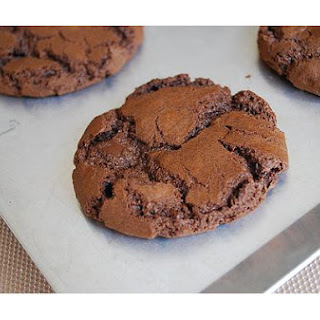 Low Fat Cocoa Cookies.