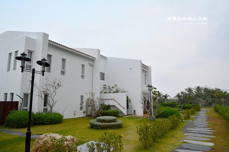 海灣森林精品民宿