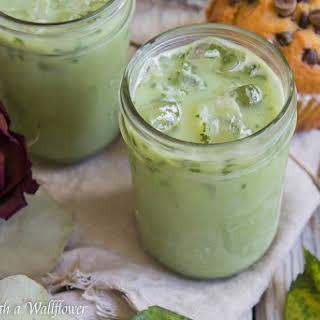 Matcha Green Tea Drink Recipes.