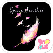 icon&wallpaper-Space Feather-