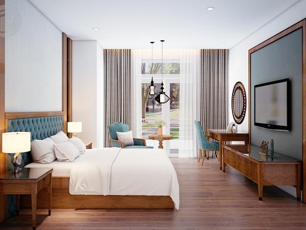 Xu hướng thiết kế nội thất khách sạn độc đáo nhằm thu hút du khách