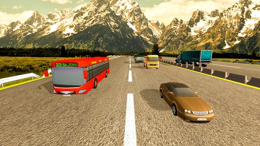 Coach Bus Simulator Driving 2 1.1.9 screenshots 4