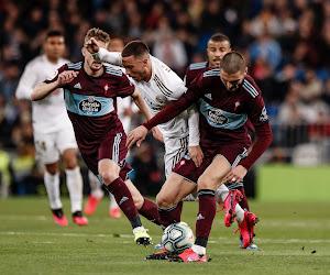 🎥 Chevilles matraquées, fautes à répétitions: le Real s'inquiète pour Eden Hazard
